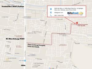 Alamat Pabrik Baju Delta Grosir Surabaya