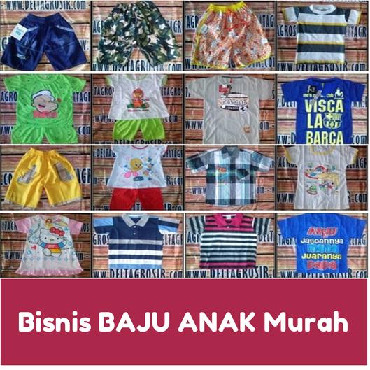 Obral Grosir Baju Anak Murah Surabaya