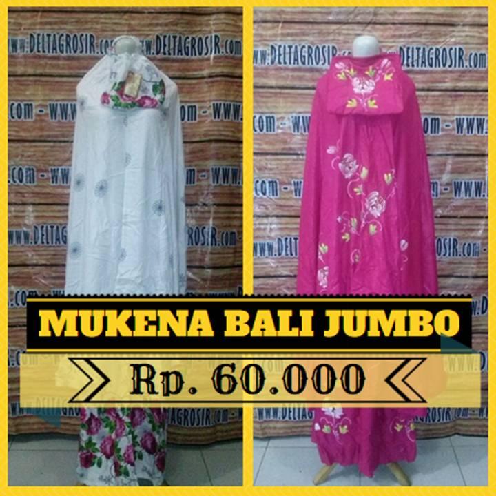 Grosir MUKENA BALI JUMBO 68rb Murah Surabaya