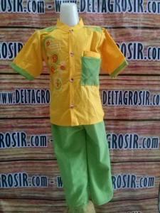 grosir baju koko anak bahan kaos termurah