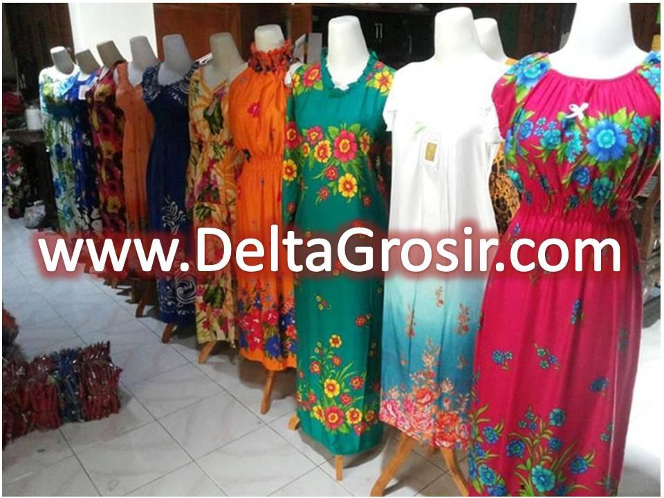 Pusat Grosir DASTER JUMBO Murah Meriah Harga Jual khusus distributor kulakan Langsung dari Pengrajin Batik Surabaya Solo Pekalongan