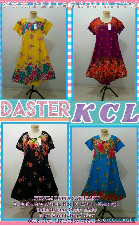 Daster kcl