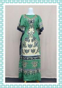 Daster lowo Karet motif batik