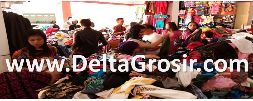 DeltaGrosir Cabang Pontianak Obral Baju Langsung Dari Pabrik