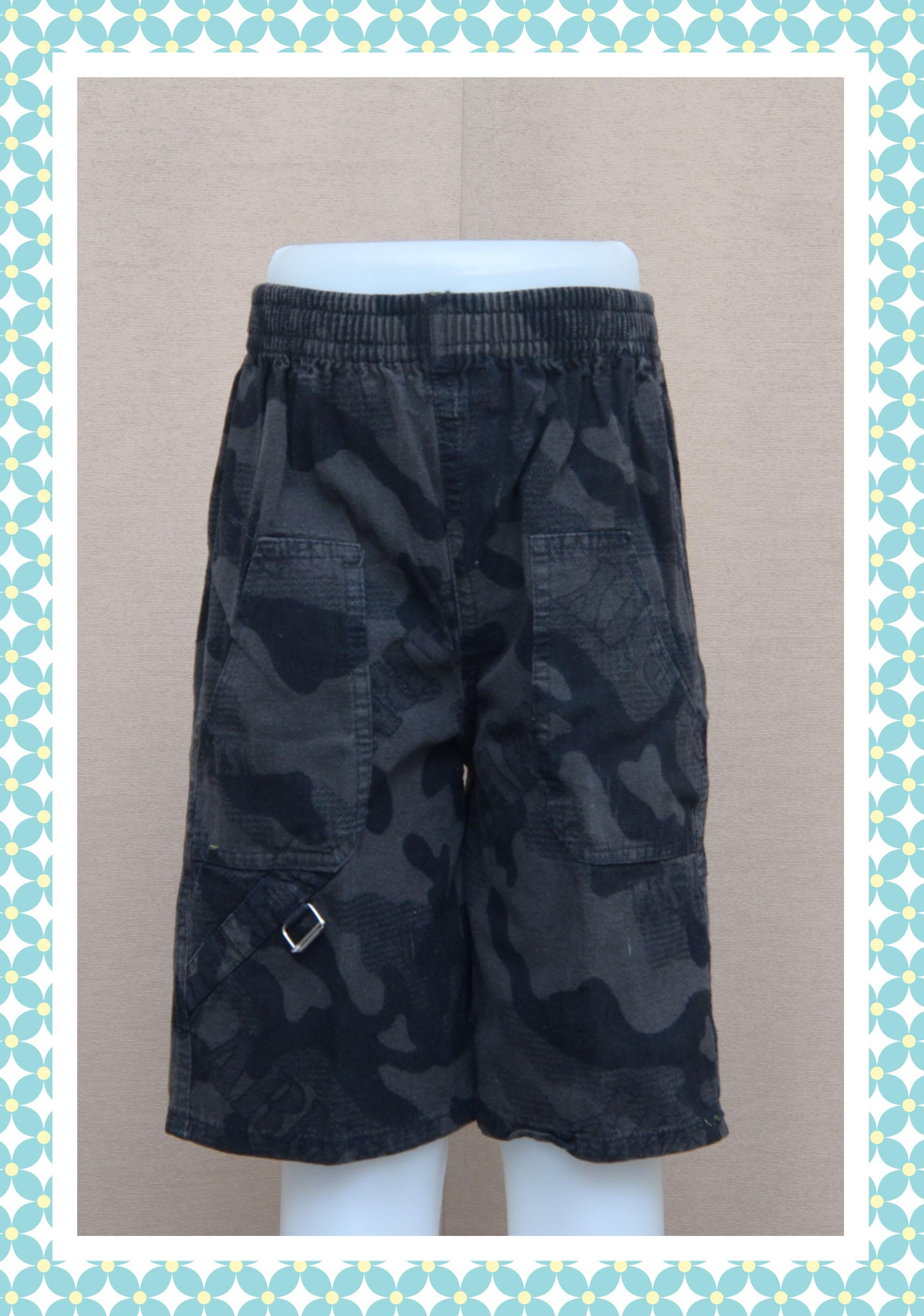 Jeans pendek army anak murah