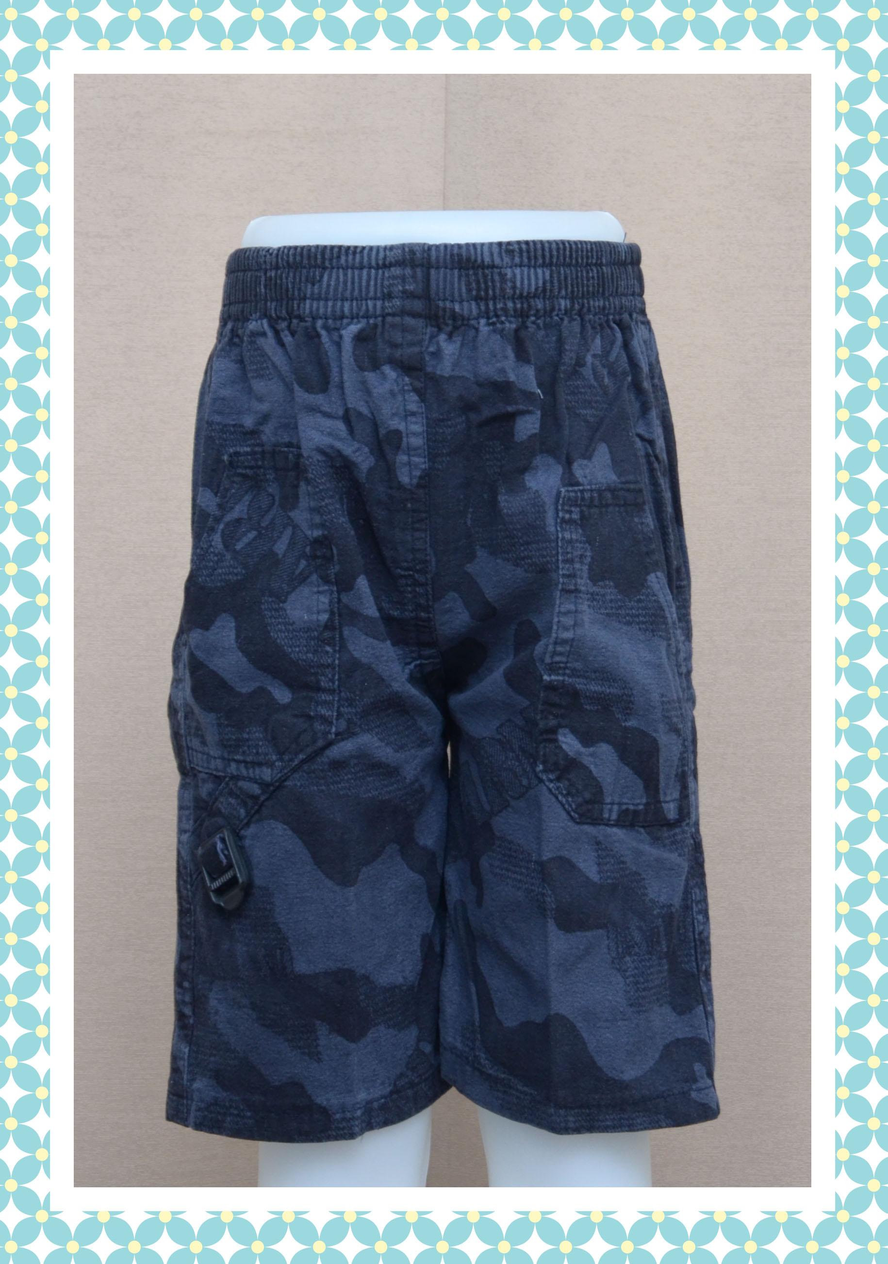 Jeans pendek army anak