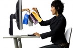 Woman shopping online   Original Filename: 72883564.jpgGettyimages