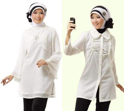 Ini Cara Memilih Baju Muslim Wanita Yang Trendy