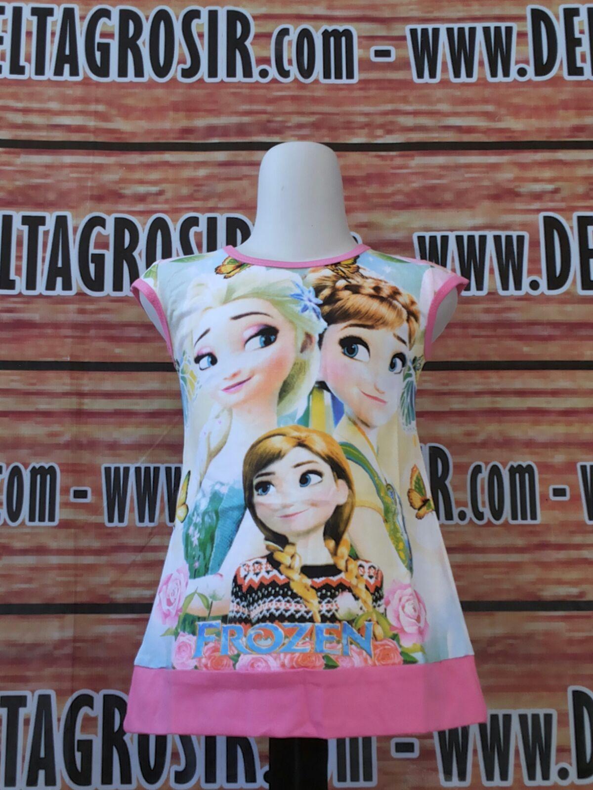 Grosir Dress Anak Murah Rp 15.500
