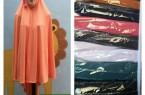 Sentra Grosir Jilbab Syari Polos Dewasa Terbaru 2017 Murah