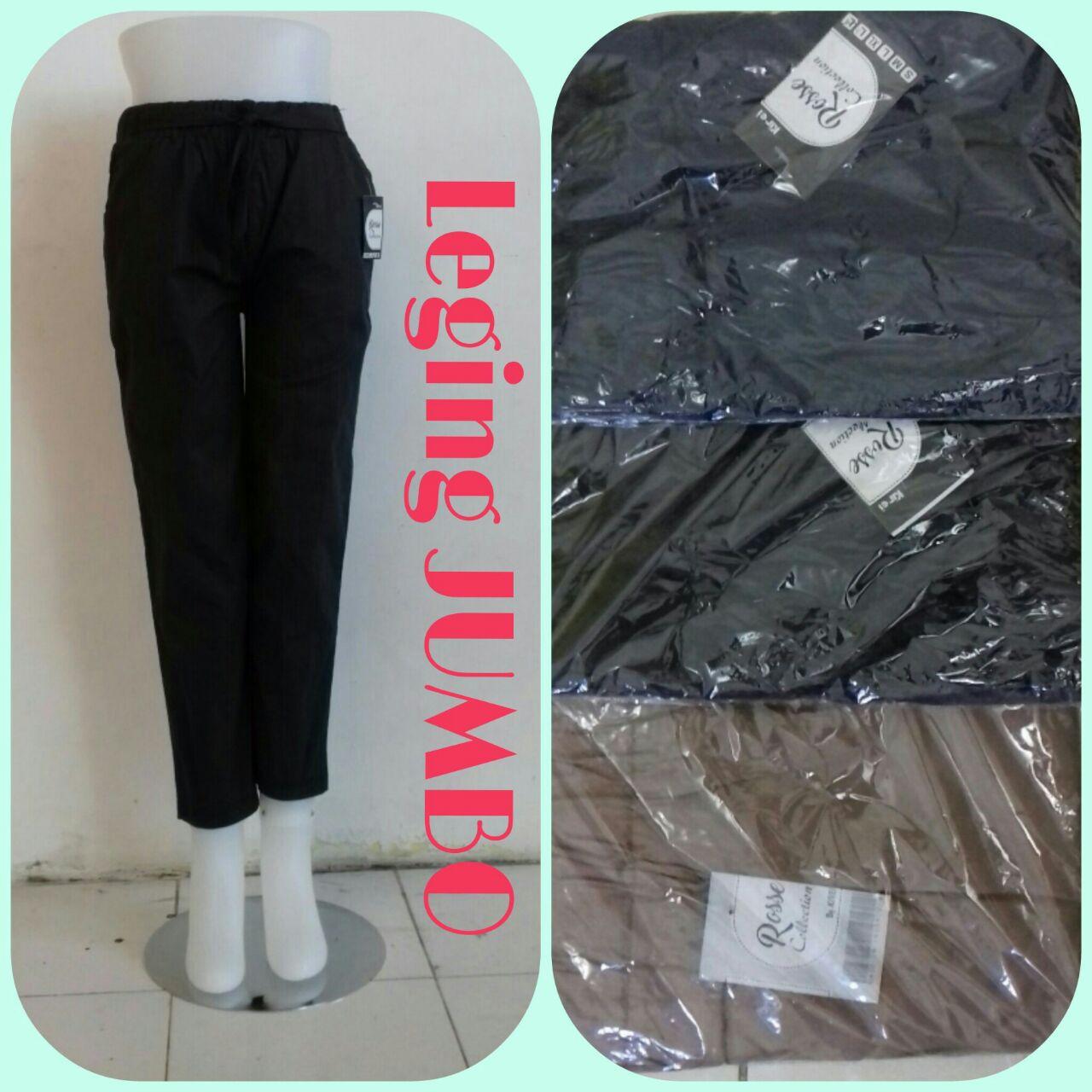 Kulakan Celana Leging Jeans Jumbo Murah Surabaya 25Ribu