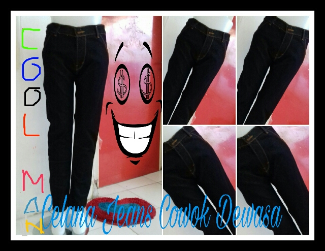 Sentra Kulakan Celana Jeans Dewasa Branded Murah Surabaya 60Ribu