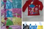 Sentra Grosir Kaos Ombak TP Anak Perempuan Murah