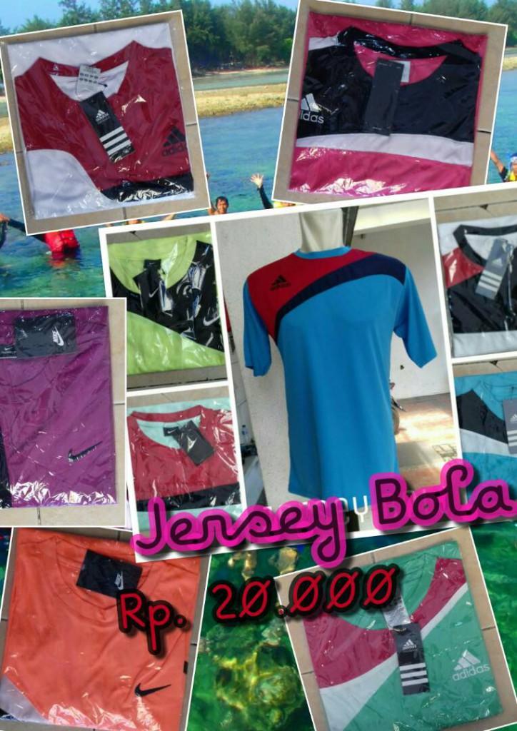 Sentra Kulakan Kaos Jersey Bola Dewasa Termurah Surabaya