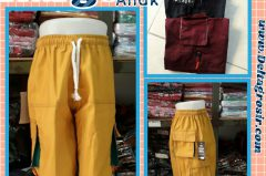 Pusat Kulakan Celana Kargo Anak Murah Surabaya