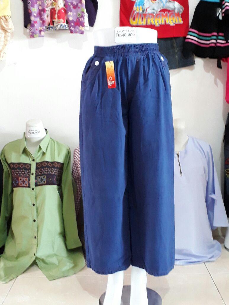 Sentra Kulakan Celana Kulot Levis Dewasa Murah Surabaya 40Ribu