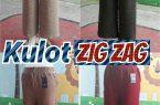 Sentra Kulakan Celana Kulot Zig Zag Wanita Dewasa Murah