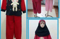 Distributor Gamis Setelan DNA Anak Perempuan Murah Surabaya