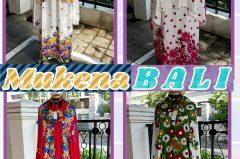 Sentra Kulakan Mukena Bali Tanggung Dewasa Murah Surabaya