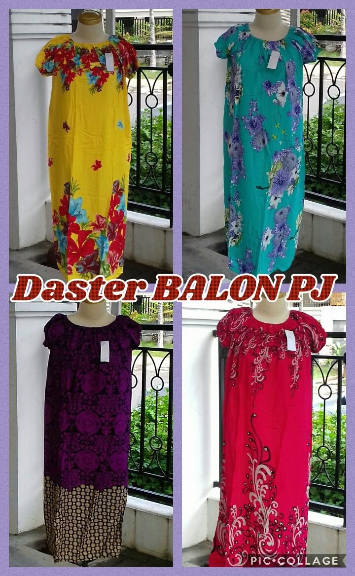 Supplier Daster Balon Panjang Dewasa Murah