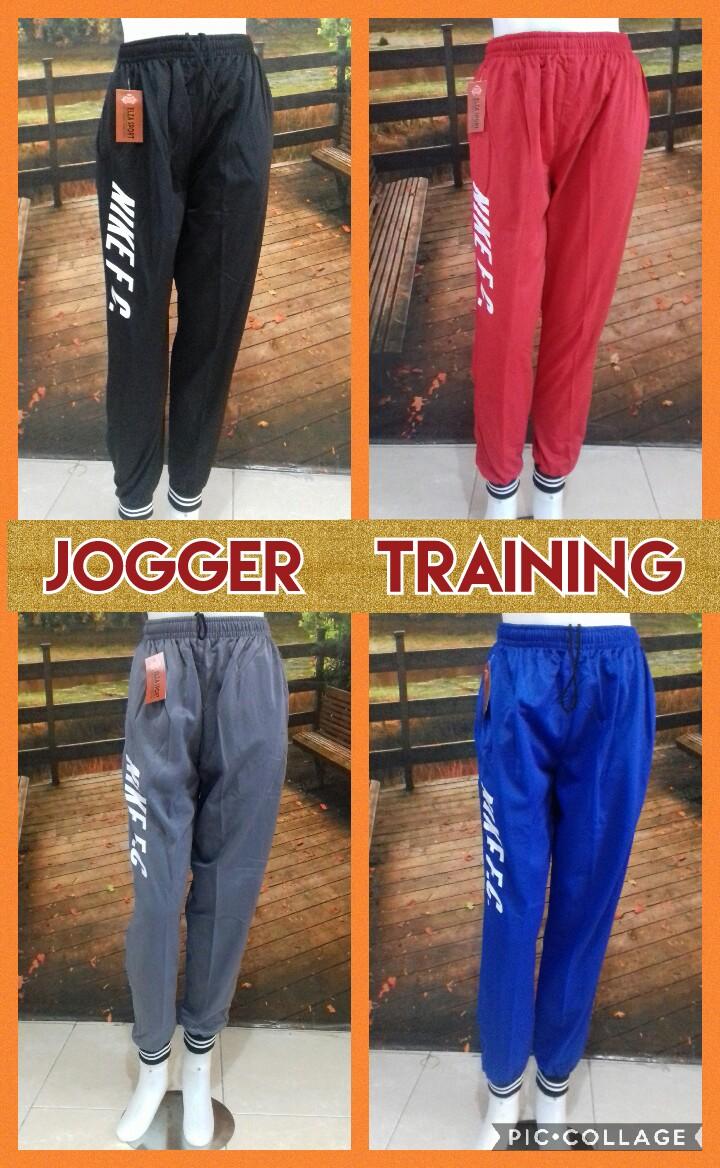 Konveksi Celana Jogger Training Dewasa Murah Surabaya 26Ribu