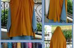 Pabrik Jilbab Kardigan Syari Dewasa Murah Surabaya