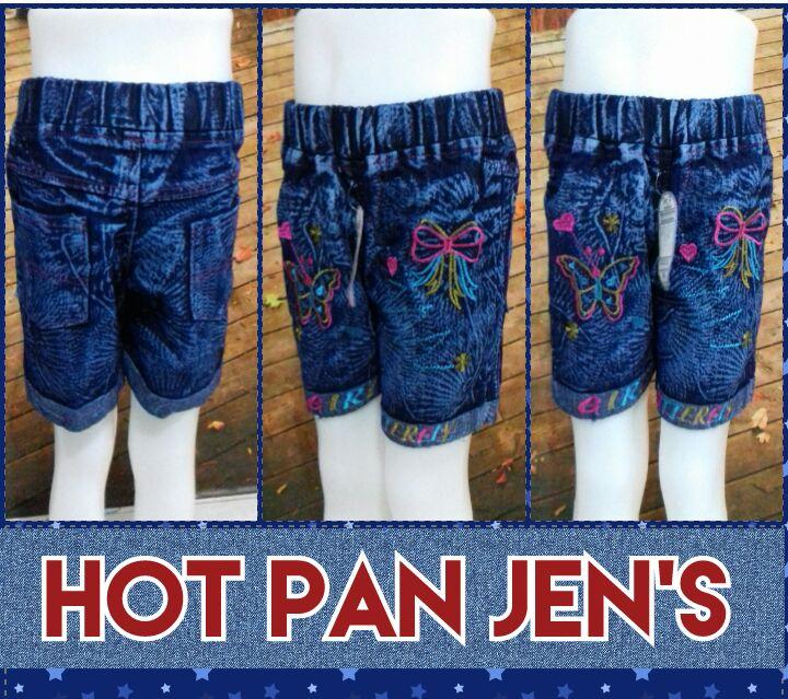 Pusat Kulakan Celana Hotpant Jeans Anak Perempuan Murah 32Ribu