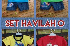 Pusat Kulakan Baju Anak Set Havilah O Murah Surabaya 18ribuan