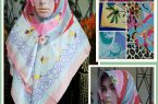 Konveksi Jilbab Segiempat Maxmara Murah Surabaya 23ribuan