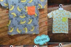 Pabrik Kaos Banana Anak Murah Surabaya 22ribuan