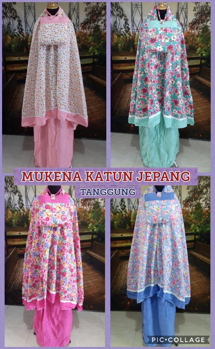 Supplier Mukena Dewasa Terbaru Murah Surabaya 78ribuan