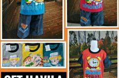 Distributor Setelan Anak Murah 21ribuan