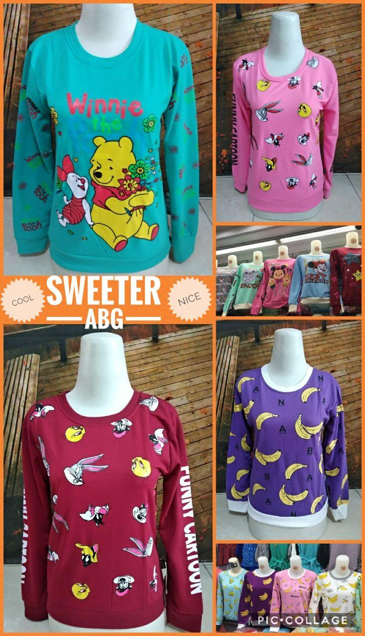 Produsen Sweater Dewasa Terbaru Murah 23Ribuan