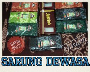Supplier Sarung Tenun Dewasa Murah 40Ribuan