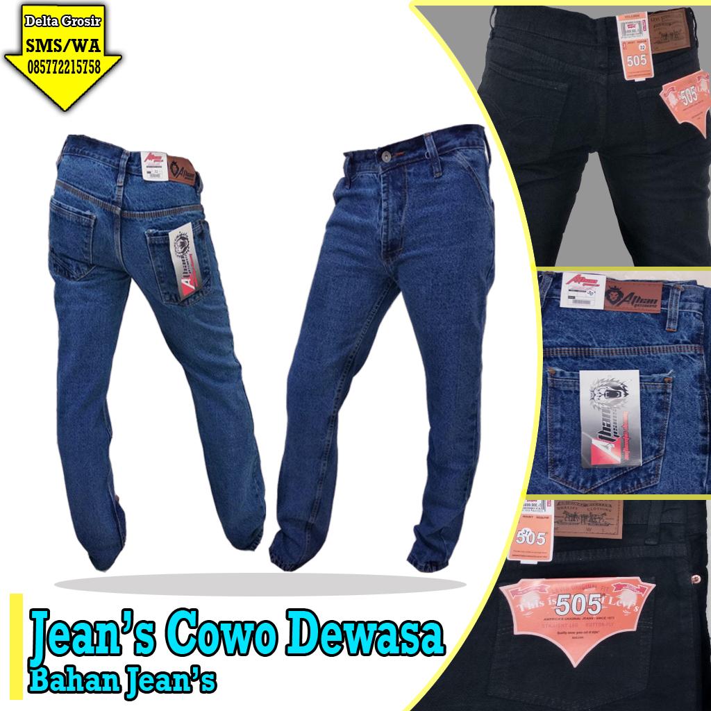 Pabrik Celana Jeans Dewasa Murah 60ribuan