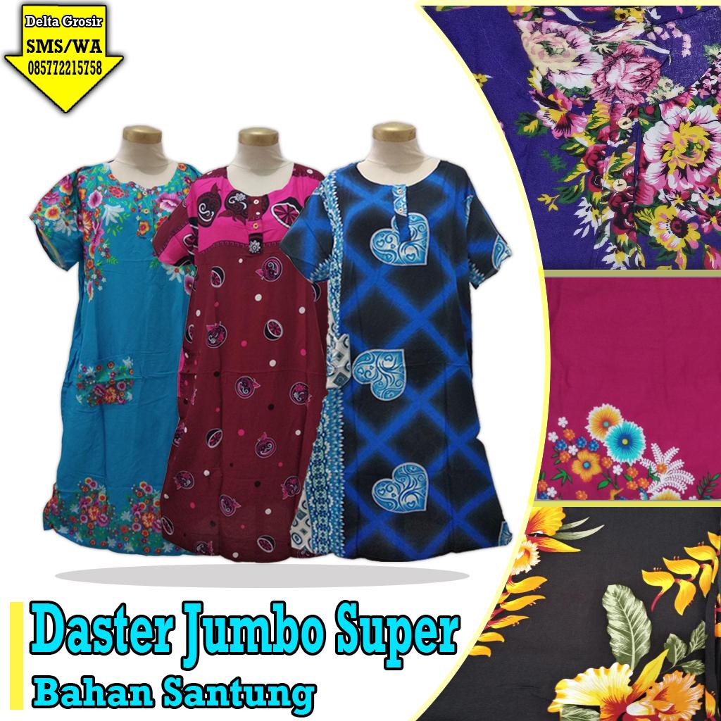 Pabrik Daster Jumbo Super Murah 26ribuan