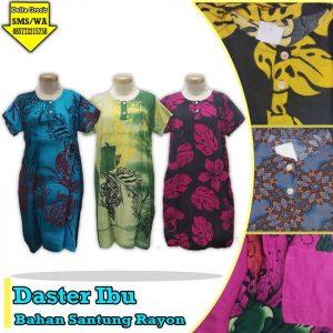 Pabrik Daster Ibu Murah di Surabaya