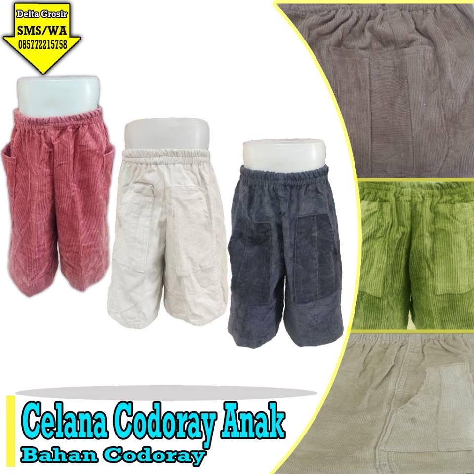 Grosir Celana Codoray Anak Murah 7ribuan