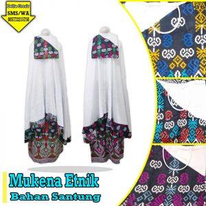 Pabrik Mukena Etnik Dewasa Murah di Surabaya