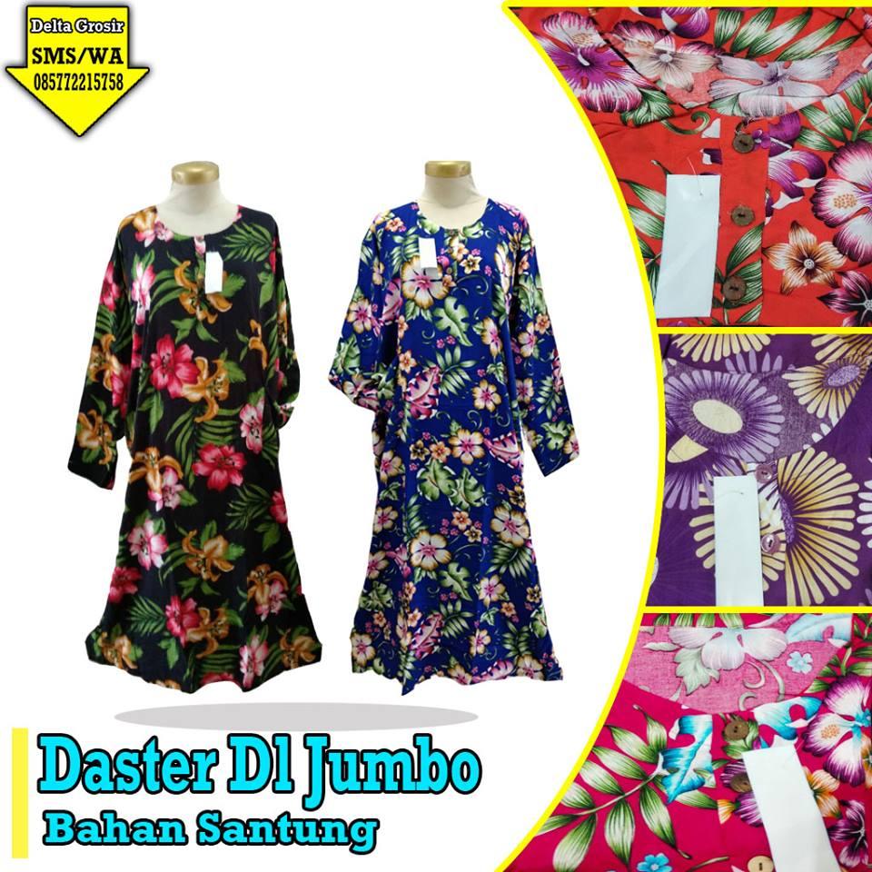 Distributor Daster DL Panjang Jumbo Murah 37ribuan