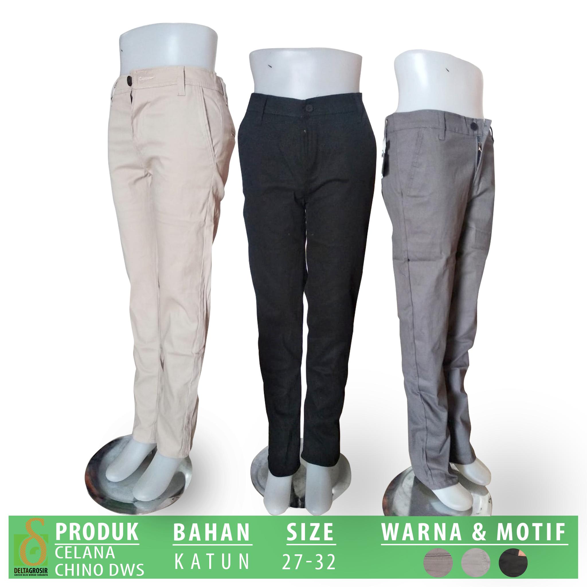 Distributor Celana Chino Dewasa Murah 55ribuan