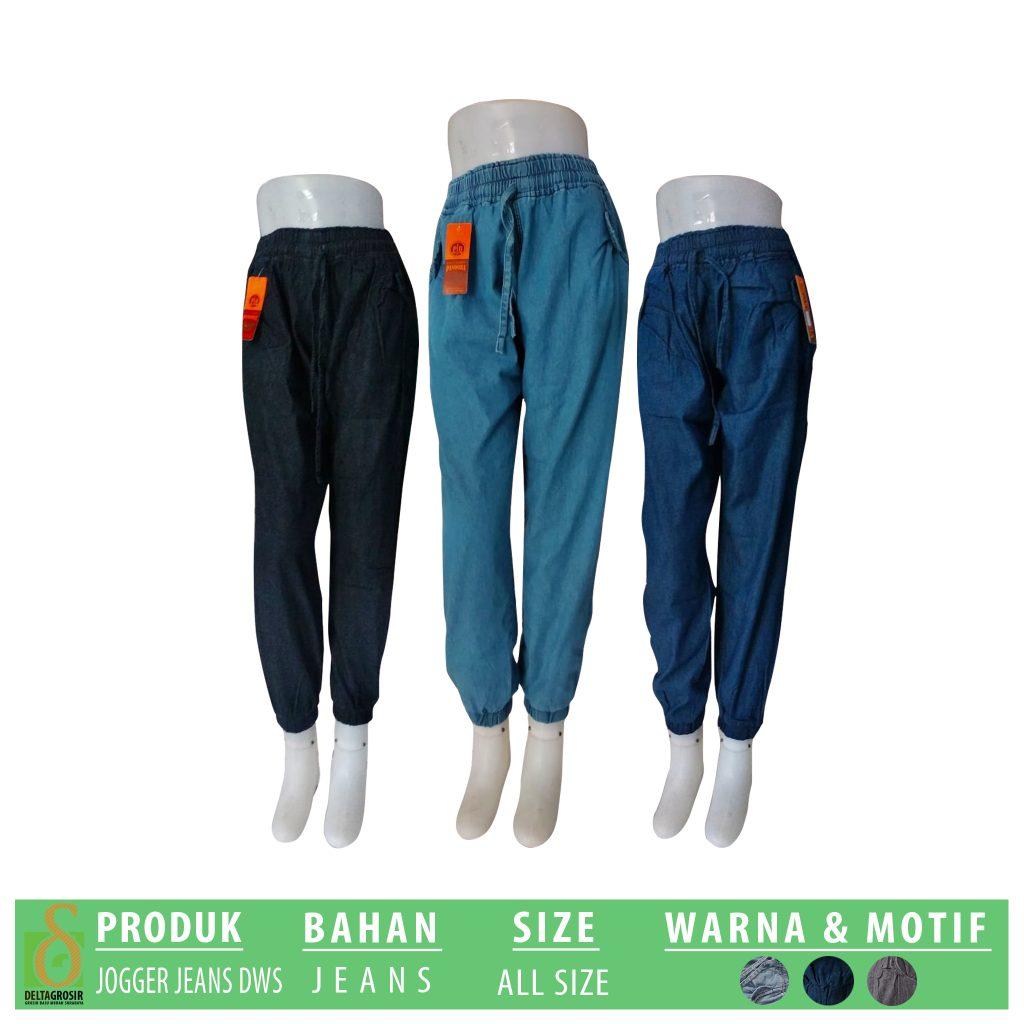 Pabrik Jogger Jeans Dewasa Murah di Surabaya