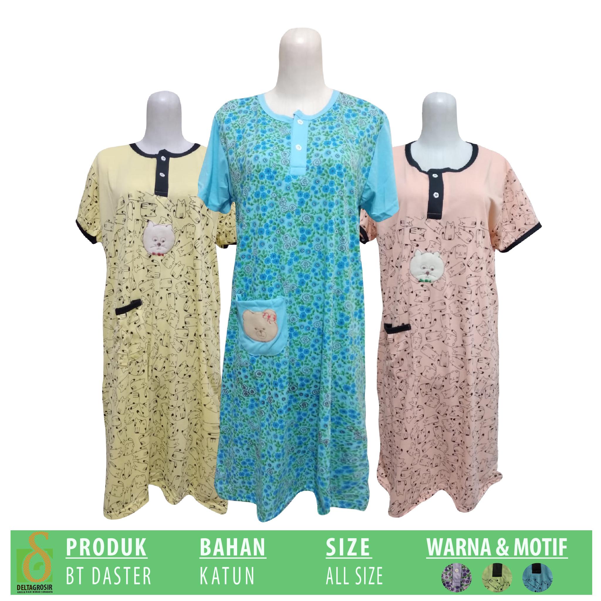 Supplier Baju Tidur Daster Murah 24ribuan